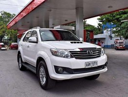 2014 Toyota Fortuner G for sale