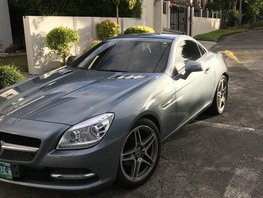 Mercedes-Benz SLK 200 2012 for sale