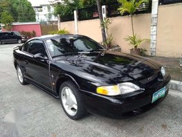 1997 FORD MUSTANG Powerful V6 Engine 3.8L