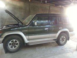 1996 Mistsubishi Montero 4WD Manual FOR SALE