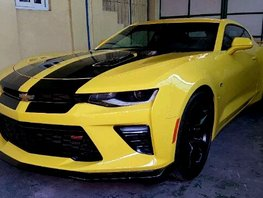Chevrolet Camaro ss 2018 FOR SALE