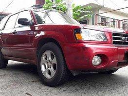 Rush 2003 Subaru Forester FOR SALE