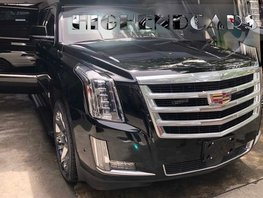 2019 CADILLAC ESCALADE VIP LIMO BULLETPROOF FOR SALE