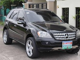 SUV Mercedes-Benz ML 500 2006 for sale