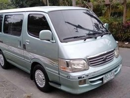 1999 Toyota Hiace gl 2.0gas engine for sale