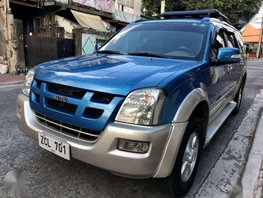 2005 Isuzu Alterra diesel matic. FRESH