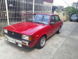 Toyota Corolla DX KE70 toycar project car 1981 for sale