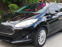 2014 Ford Fiesta Titanium Automatic for sale