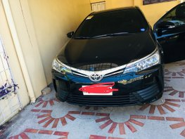 RUSH RUSH Toyota Altis 2017 model