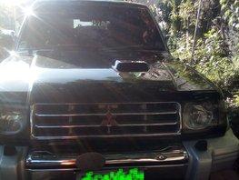 2002 Mitsubishi Pajero exceed 4x4 FOR SALE