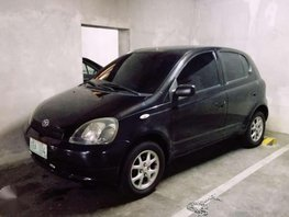 2002 Toyota Yaris For Sale