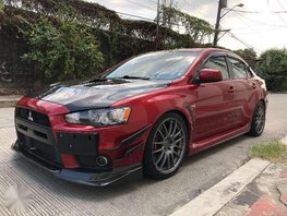 2008 Mitsubishi Lancer Evolution X 5 Speed Manual Transmission