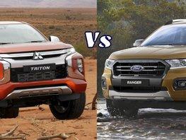 Spec showdown: Mitsubishi Strada vs Ford Ranger in the Philippines