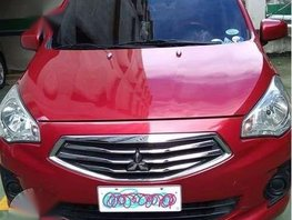 Assume 2016 Mitsubishi Mirage G4 glx matic personal