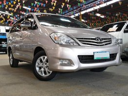 2011 TOYOTA Innova 2.5 E Diesel MT for sale