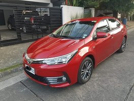 Toyota Corolla Altis 1.6G AT 2017 for sale