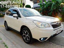 2014 Subaru Forester 2.0 Premium A/T Color Pearl White