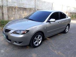 Mazda 3 Sedan 2004 model Very good running condition
