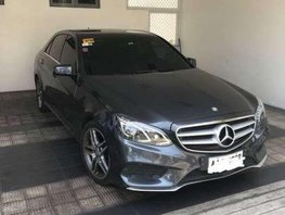 Mercedes Benz 2015 E 250 Diesel CDI for sale