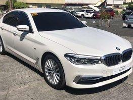 BMW 520D Luxury Line G30 Body Batmancars  2018