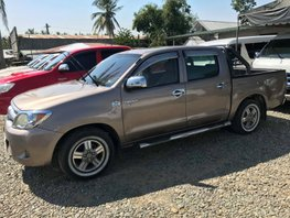 2006 Toyota Hilux Manual Diesel for sale