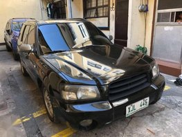 For sale or swap 310k Subaru Forester 4WD 2003 model