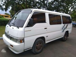 2004 Nissan Urvan Escapade FOR SALE