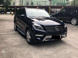 2015 Mercedes Benz ML 250 Diesel Fuel Automatic Transmission