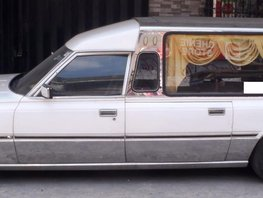 RUSH SALE: Funeral Car Toyota Crown Diesel Automatic Php178,000 each 1983