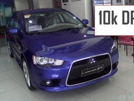 Mitsubishi Lancer 2014 Gasoline Automatic Red, Silver, White