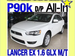 Mitsubishi Lancer 2014 Manual Gasoline P770,000
