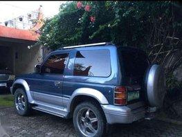 1999 Mitsubishi Pajero for sale