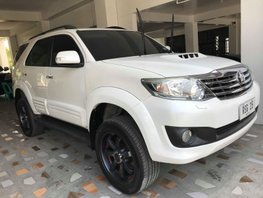 2015 Toyota Fortuner 2.5V Automatic Diesel