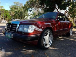 1989 Mercedes Benz 230ce W124 C124 for sale