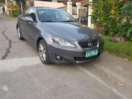 2011 Lexus IS300 3.0L v6 strong engine
