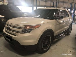 Ford Explorer 30 ecoboost 4x4 at 1st own 2012