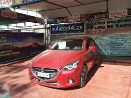 2016 Mazda 2 Red Gas AT - Automobilico SM City Bicutan