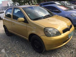 Toyota Echo 2001 Manual Local for sale