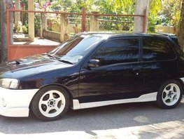 Like new Toyota Starlet for sale