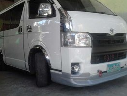 Toyota Hiace commter 2005 FOR SALE