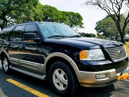 2004 Ford Expedition Eddie Bauer 5.4L V8 4x4 AT
