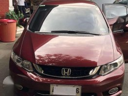 Honda Civic 1.8S AT 2014 model with only 19000 klm. All original.