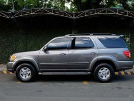 Toyota Sequoia Limited - 2003 model FOR SALE