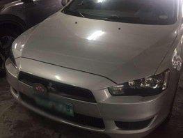 2013 Mitsubishi Lancer 1.6 GLX EX Gasoline Automatic transmission