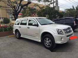 Isuzu Alterra 2011 Automatic Used for sale.