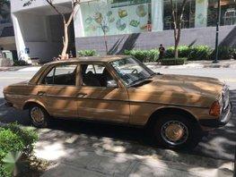 1976 Mercedes Benz Sedan 230 for sale