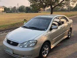 2001 Toyota Corolla Altis 1.8G top of the line