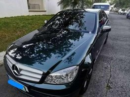 For Sale 2009 Mercedes Benz AvantGarde Kompressor C200