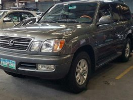 Lexus LX 470 2000 for sale