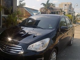 Sell 2nd Hand Blac 2014 Mitsubishi Mirage G4 at Automatic